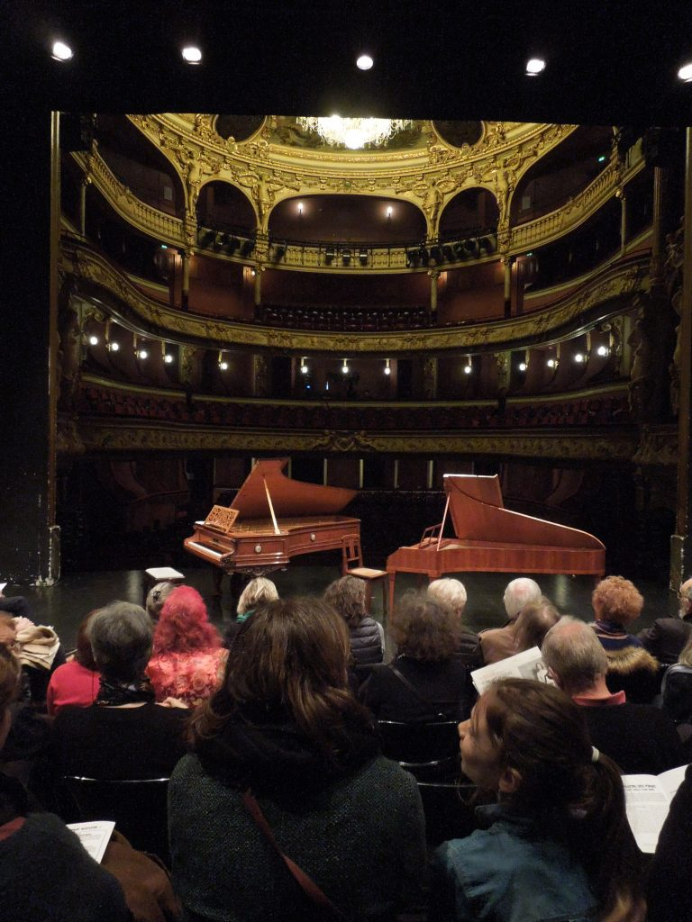 fortepianos in Cherbourg